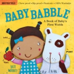 Indestructibles Baby Babble Book
