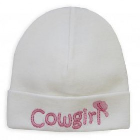 Itty Bitty Baby Cowgirl Cap