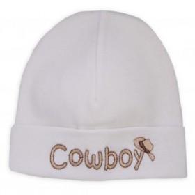 Itty Bitty Baby Cowboy Cap