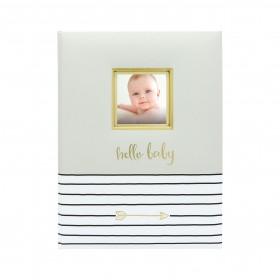 Pearhead Hello Baby Books
