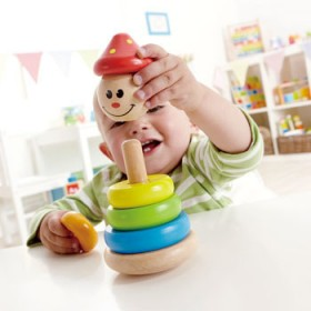 Hape Toys Clown Stacker