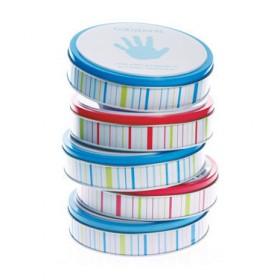 Pearhead Babyprints Tins