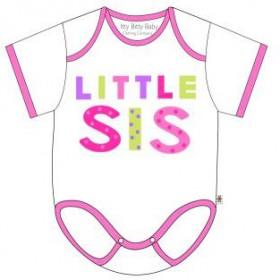 Itty Bitty Baby Little Sis Onesie