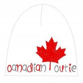 Itty Bitty Baby Canadian Cutie Cap