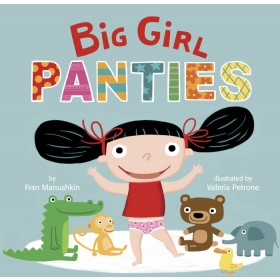 Big Girl Panties Board Book