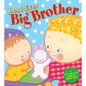 Best-Ever Big Brother Hardcover Book