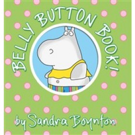 Belly Button! Board Book