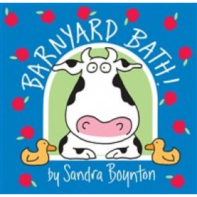 Barnyard Bath! Bath Book