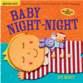Indestructibles Baby Night-Night Book