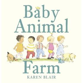Baby Animal Farm Board Book