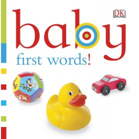 Baby: First Words! Board Book