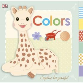 Sophie la girafe: Colors Board Book