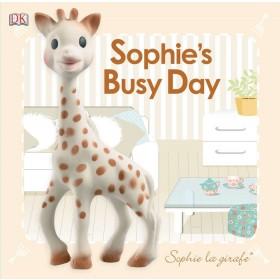 Sophie la girafe: Sophie's Busy Day Board Book
