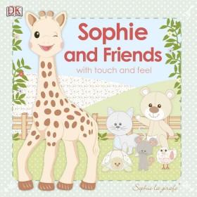 Sophie la girafe: Sophie and Friends Board Book