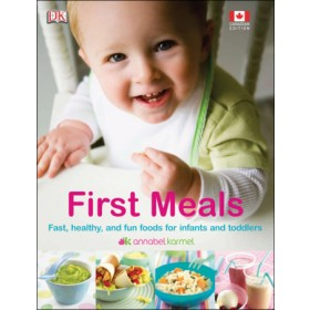First Meals Hardcover Book