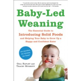 Baby-Led Weaning Paperback Book