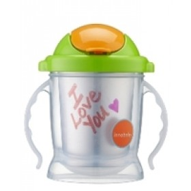 Innobaby Sippin' Smart EZ Flow Stainless Sippy Cup
