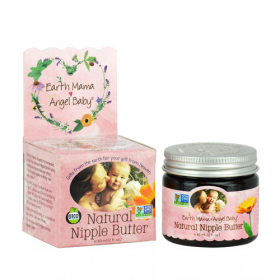 Earth Mama Angel Baby - Earth Mama Nipple Butter