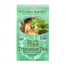 Earth Mama Angel Baby - Earth Mama Third Trimester Tea