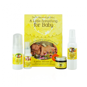 Earth Mama Angel Baby - A Little Something for Baby Gift Set