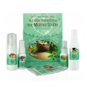 Earth Mama Angel Baby - A Little Something for Mama To Be Gift Set