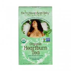 Earth Mama Angel Baby - Earth Mama Organic Heartburn (Mama's Tummy) Tea