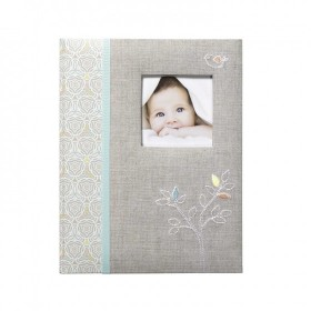 C.R. Gibson Memory Book - Linen Tree