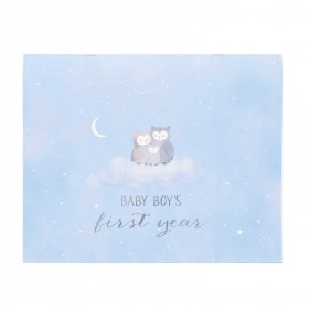 C.R. Gibson Baby's First Year Calendar - Wish Upon A Star