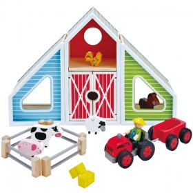 Hape Toys Barn Play