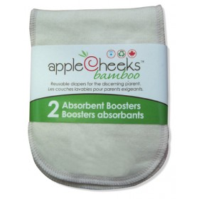 AppleCheeks 2-Layer Bamboo Booster