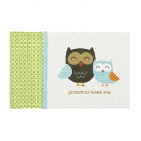 C.R. Gibson Grandma's Brag Book − Woodland
