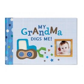 C.R. Gibson Grandma's Brag Book − Boy, Oh Boy