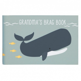 C.R. Gibson Grandma's Brag Book − Under the Sea