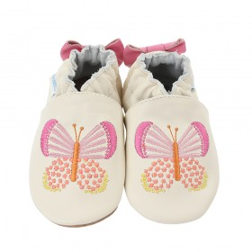 Robeez Butterfly Kisses Soft Soles