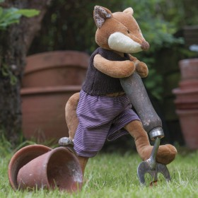 Ragtales Chester The Fox
