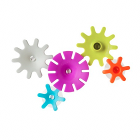 Boon Cogs Building Bath Toy Set