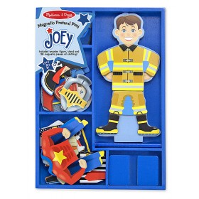 Melissa & Doug Magnetic Dress-Up Joey