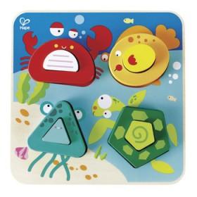 Hape Toys Underwater Escapade Puzzle