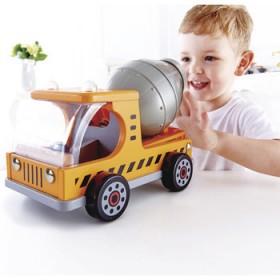 Hape Toys Mix'N Truck