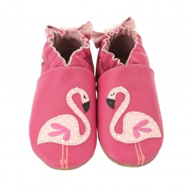 Robeez Pinky The Flamingo Soft Soles