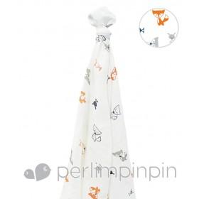 Perlimpinpin Cotton Muslin Blanket