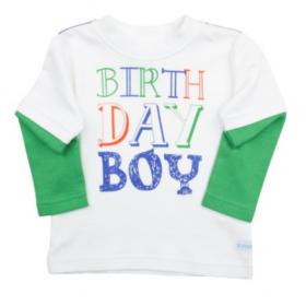 Rugged Butts Birthday Boy Tee
