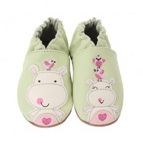 Robeez Happy Hippos Soft Soles