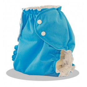 AppleCheeks Diaper Cover - Size 3 (30-65+lbs) - St Lucia