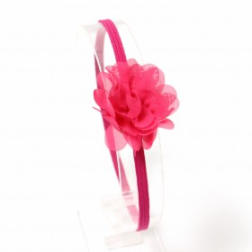 Babies and Bows Kimberly Mini Chiffon Flower Headband