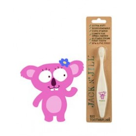 Jack N' Jill Biodegradable Toothbrushes