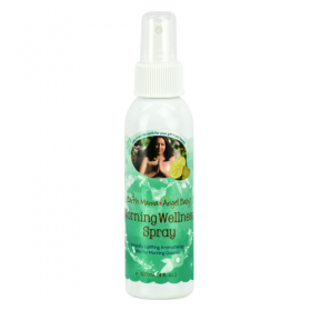 Earth Mama Angel Baby - Earth Mama Morning Wellness Spray