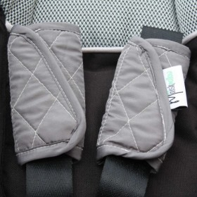 Mint Marshmallow Strap Covers