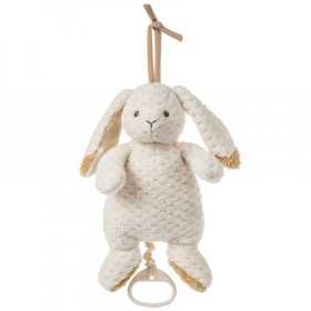 Mary Meyer Oatmeal Bunny Musical Pull Toy