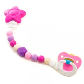 Petite Creations Silicone Pacifier Holder